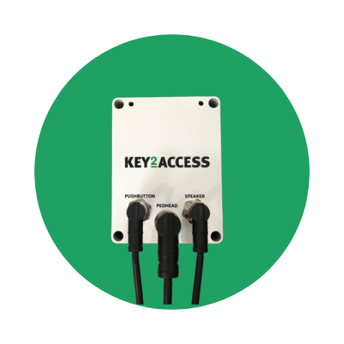 Key2Access Smart Receiver module
