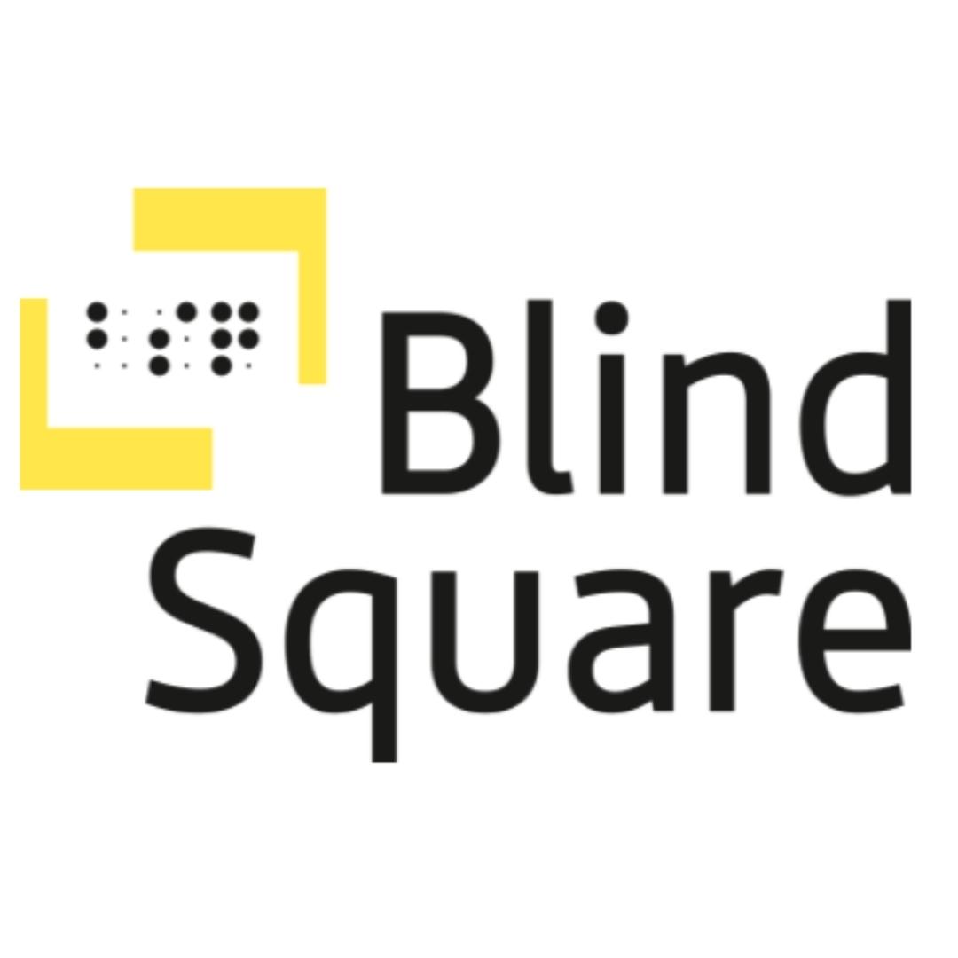 Blind Square logo
