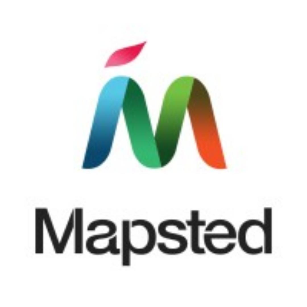 Mapsted logo